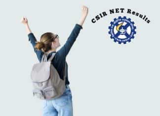 CSIR NET Dec 2017 Results With Cutoff Marks, JRF & LS Rank List